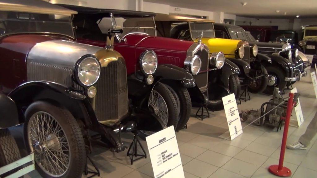 Андорра музей автомобилей