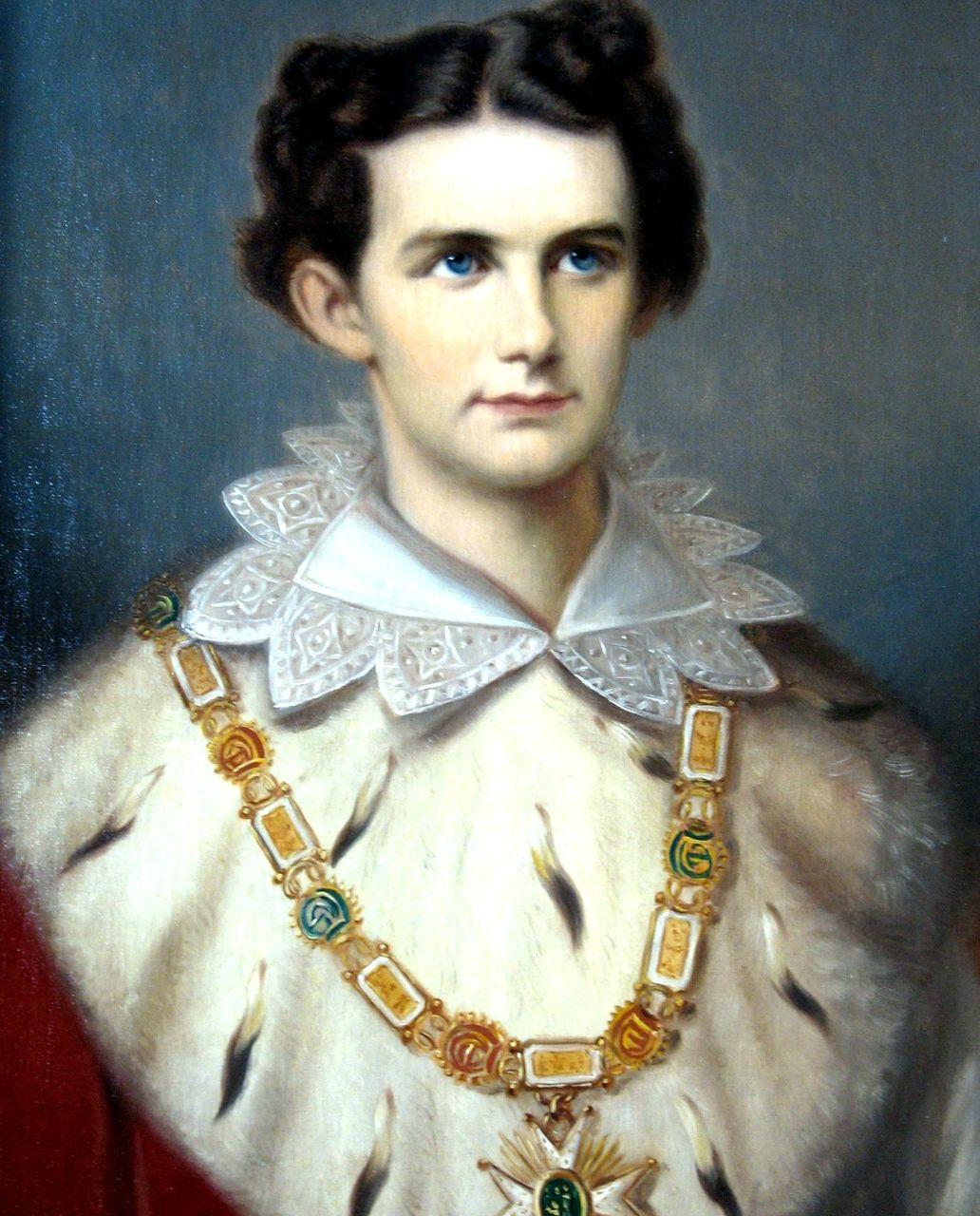 Людвиг ІІ баварский