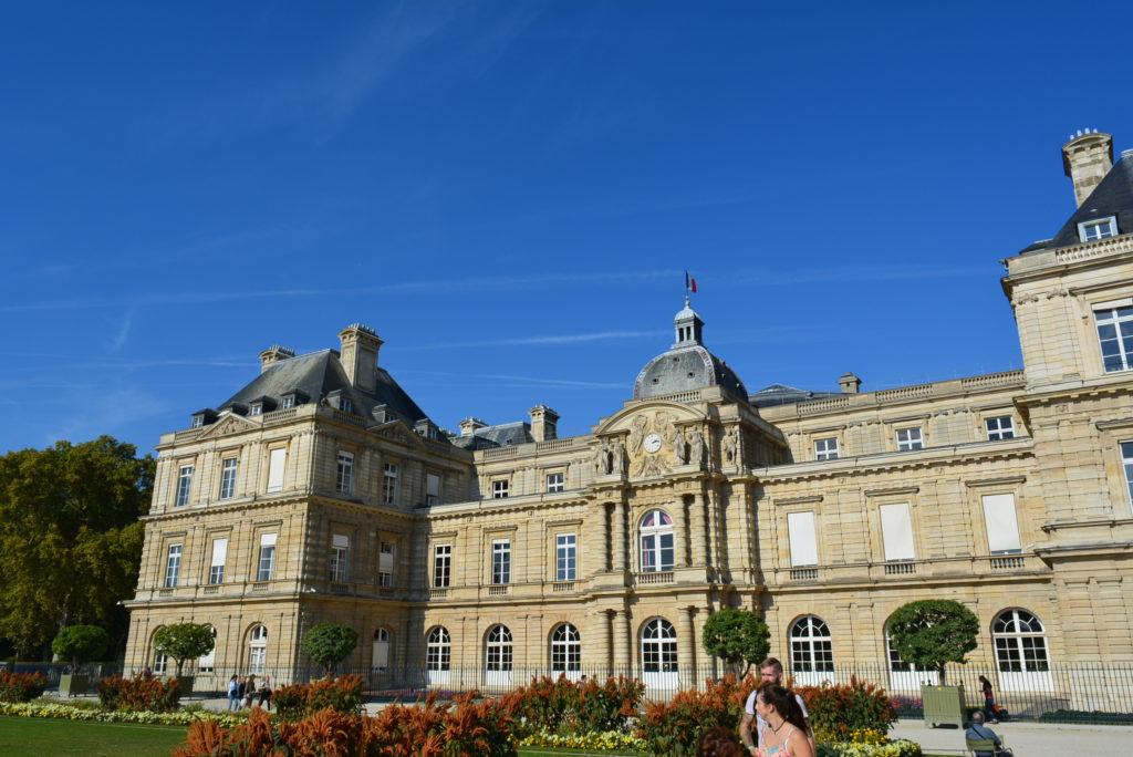 Люксембургская+резиденция