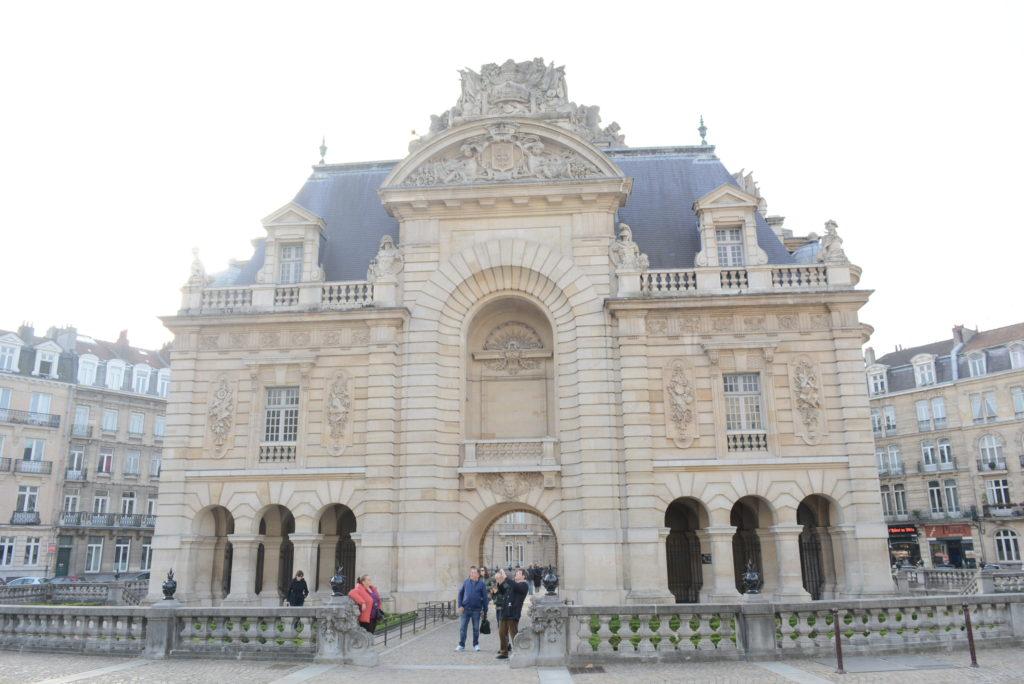 Парижские+ворота+в+город+Лилль
