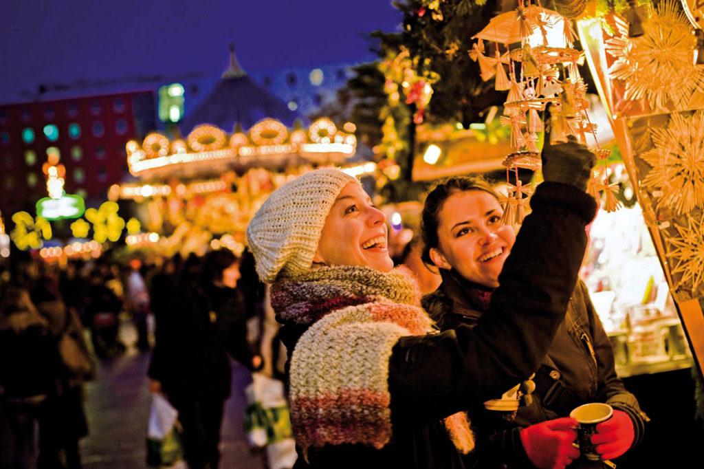Прага Рождество