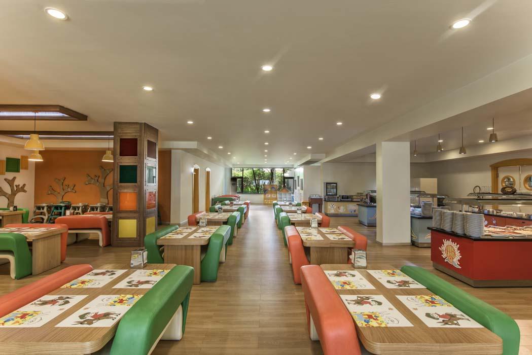 Фото. Ela Quality Resort Hotel5*, Белек. Лучшие отели Турции для отдыха с детьми от Tours & Tickets