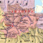 карта Андорры на русском