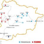 карта подъемников Андорры