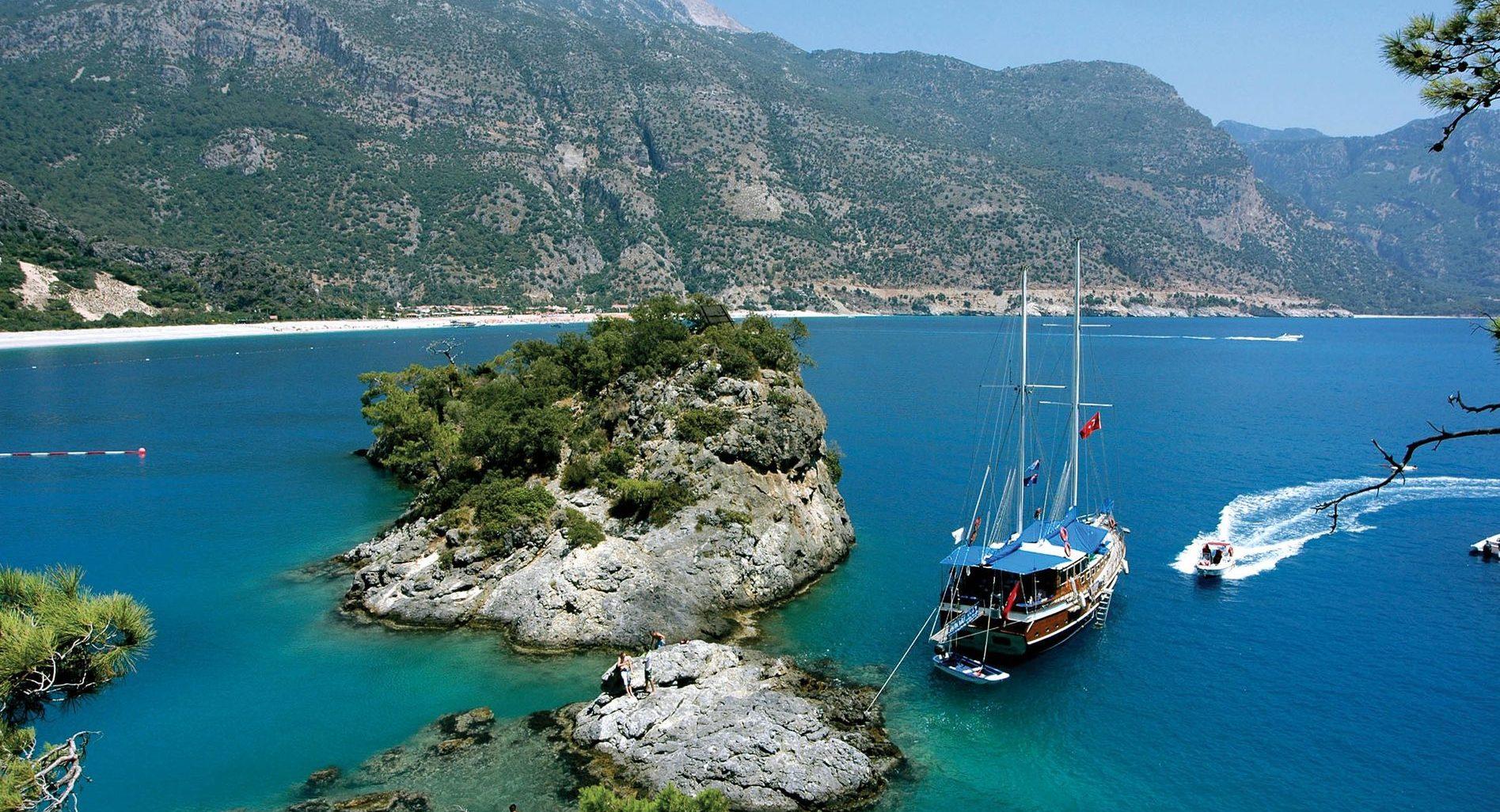 Фото. Турция: преимущества региона Фетхие