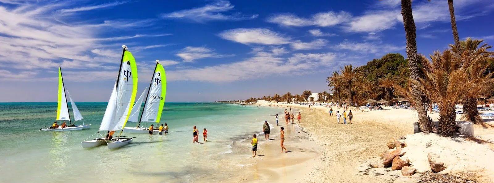 Горящие туры и путевки в Тунис, дешевые цены на отдых в Тунисе