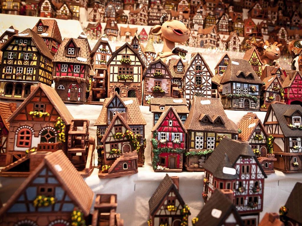 Рождественская сказка в Праге. Пряник