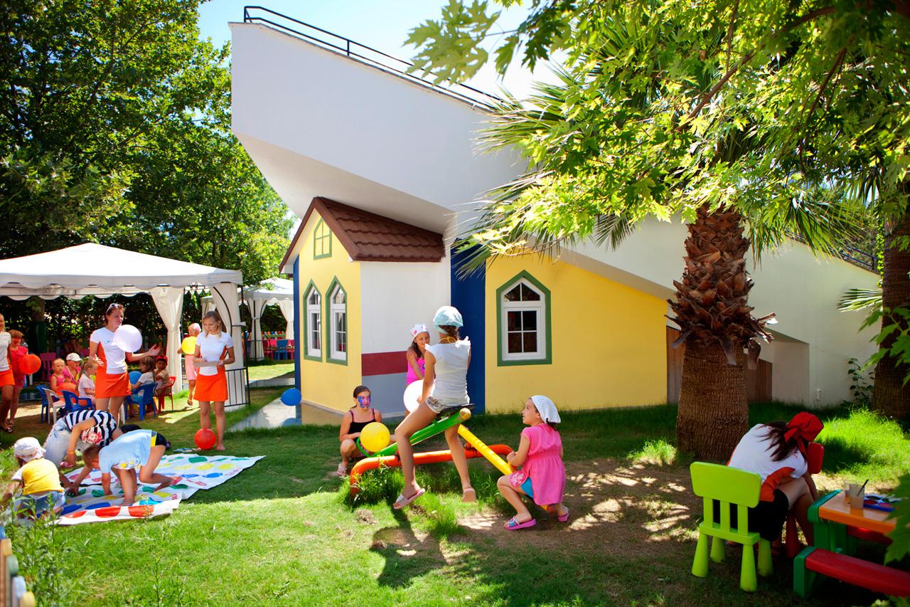Фото. PGS Hotels Kiris Resort5*, Кемер. Лучшие отели Турции для отдыха с детьми от Tours & Tickets