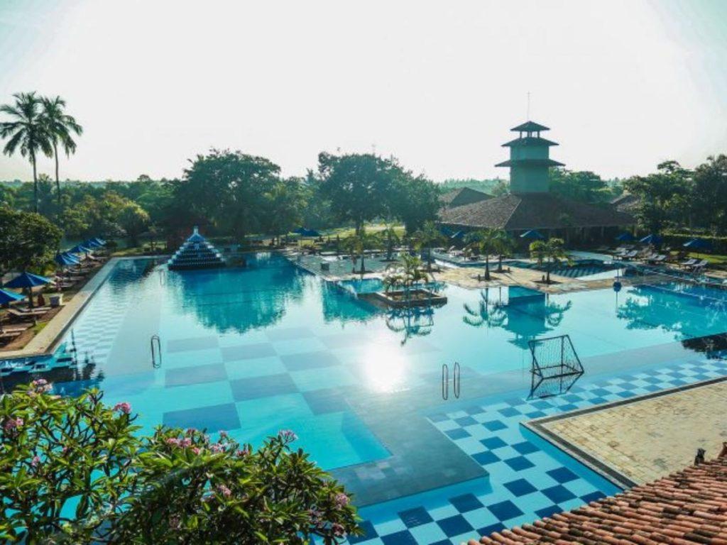 Club Palm Bay 4* Шри-Ланка, Маравила