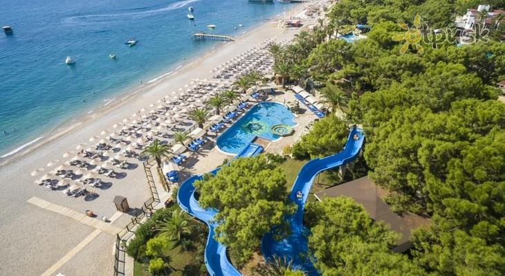 Pirate's Beach Club 5*, Турция, Кемер