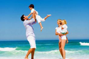 Совместный отдых с детьми