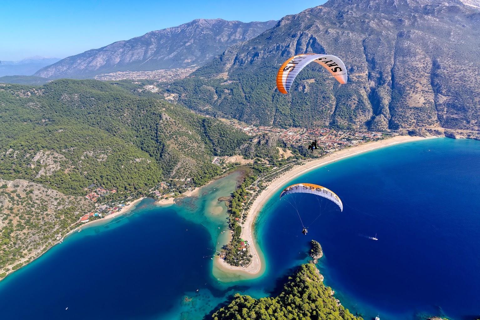 Правила въезда и туры в Турцию