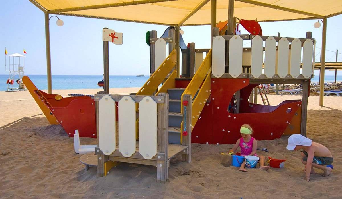 Фото. Blue Waters Club5*, Сиде. Лучшие отели Турции для отдыха с детьми от Tours & Tickets
