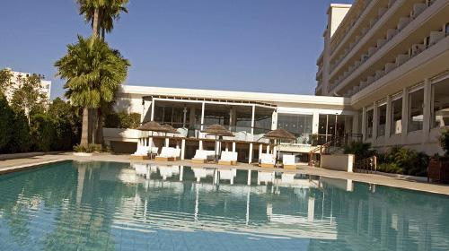 CAPO-BAY-HOTEL--(кипр)