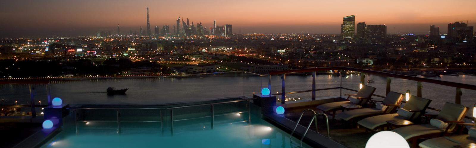 Hilton Dubai Creek 5*, ОАЭ, Дубай