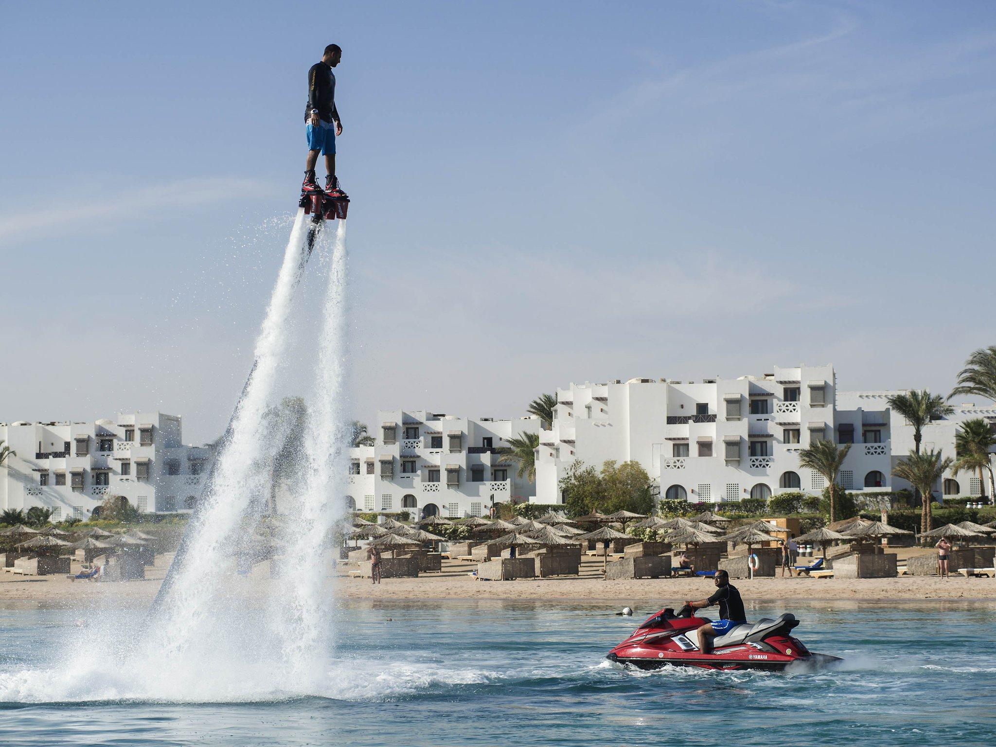 Mercure Hurghada 4*. Описание. Отзывы.
