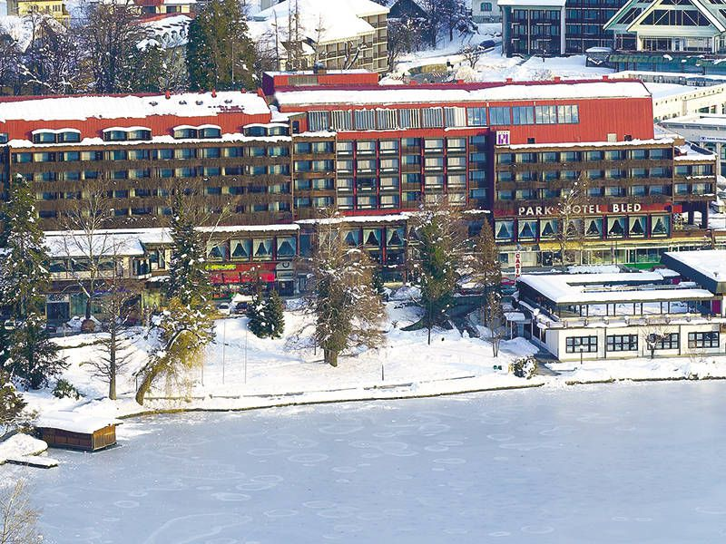 PARK HOTEL 4* Словения, Блед