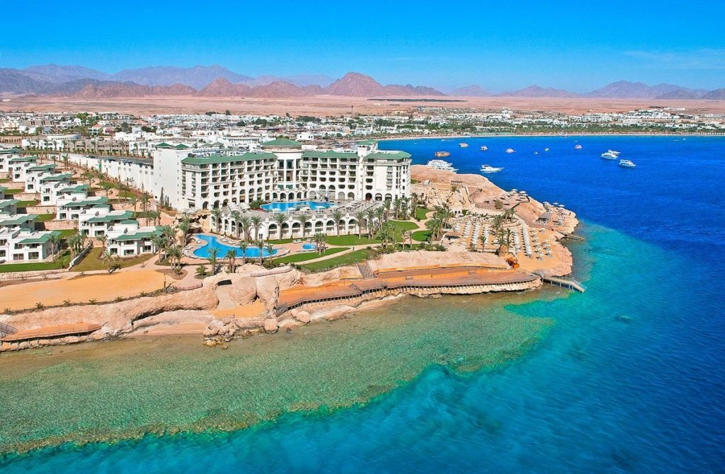 Stella Di Mare Beach Hotel & Spa 5*Шарм эль Шейх