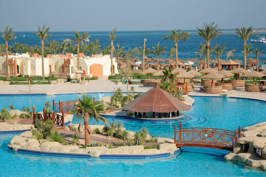 Sunrise Royal Makadi Resort 5*в Макади Бей