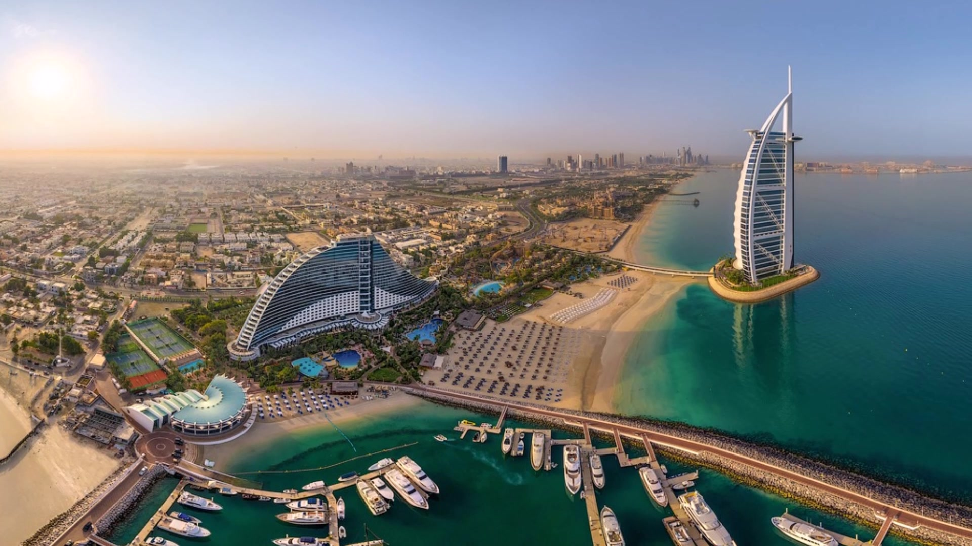 Правила въезда и туры в ОАЭ