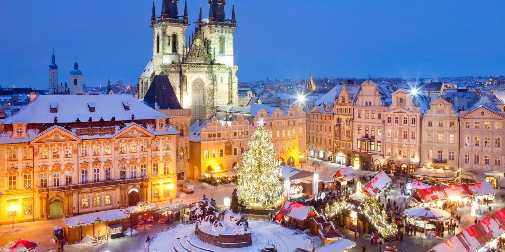 Рождественская сказка в Праге